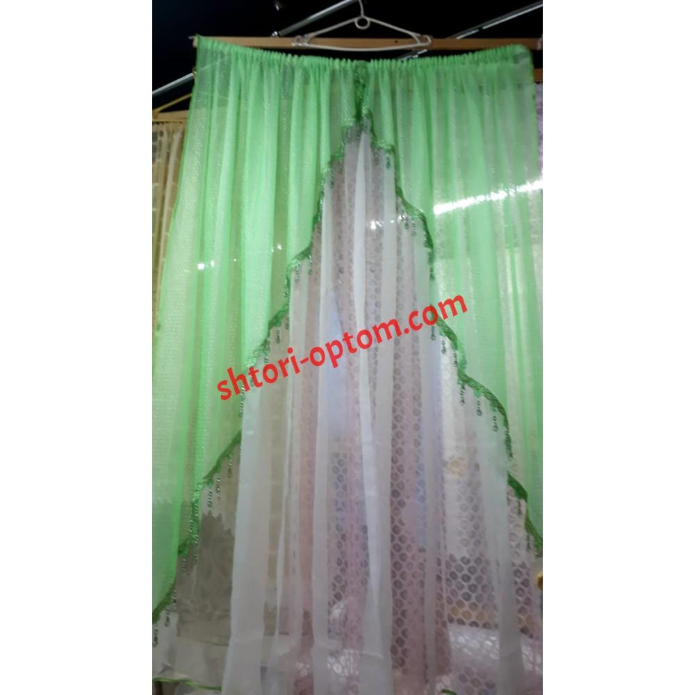 Готовые шторы Агата